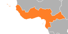 Location of Côte d'Azur (SM 3rd Power)