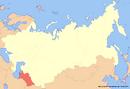 Location of Turkmenistan (New Union)