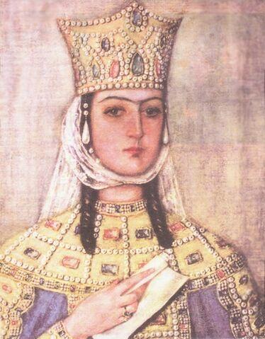 File:Queen Tamar of Georgia (1160-1213).jpg