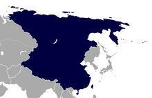 Location of China (Imperishable Morning)