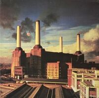 Pink Floyd-Animals-Frontal