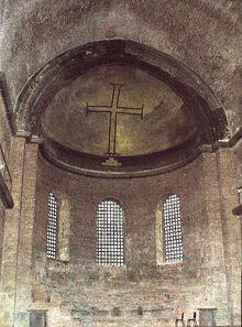 St-Iakonos Cathedral 7th century