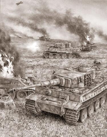 File:Tigers at Kursk.jpg