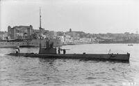 Drietand-class submarine