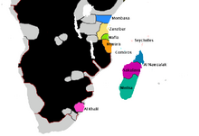 East Africa Federation 1796