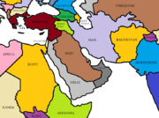 Middle East (Fidem Pacis)