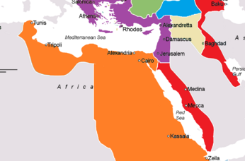 Ottoman empire 1912-0