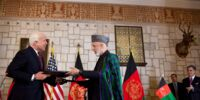 U.S.–Afghanistan Strategic Partnership Agreement (SIADD)