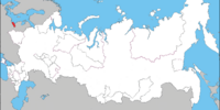 Rykovgrad German Autonomous Oblast (Cherry, Plum, and Chrysanthemum)
