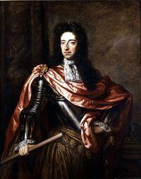 King William III of England, (1650-1702)