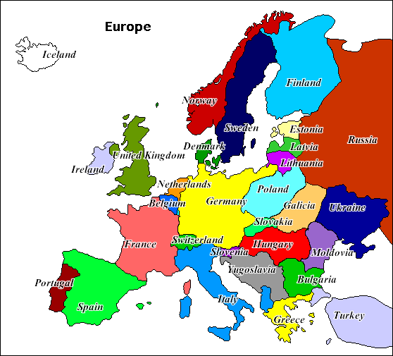 political changes in western europe from 2018-6-15 revolution and the growth of industrial society,  liberalization spread first and fastest in western europe  political patterns changes in.