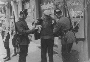 German Police Interrogation