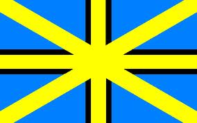 File:Alternate Yellow-Black-and-Blue Flag of the UK.jpg