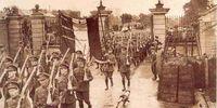 Irish War of Independence (Welsh History Post Glyndwr)