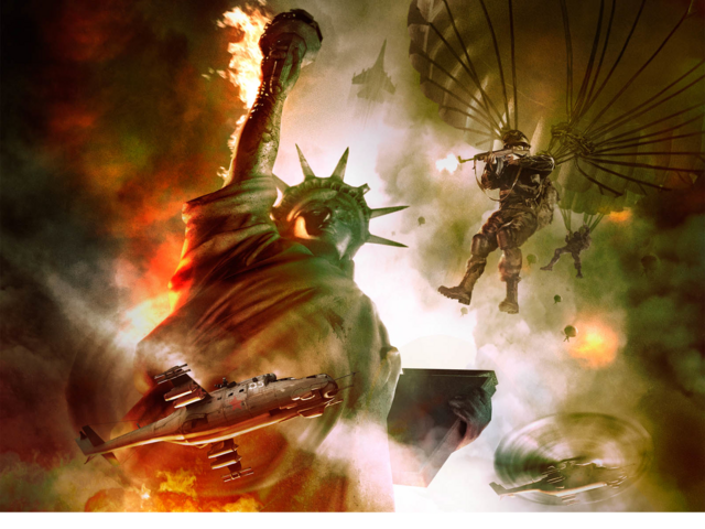 File:Artist Rendition of Battle of New York.png