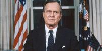 George H.W. Bush (The Era of Relative Peace)