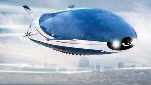 Aeros-airship