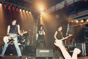 Ramones last concert