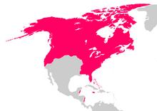 North America 2010