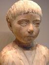 Roman Child Bust 75CE