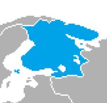 Finland location (Proxima Centauri)