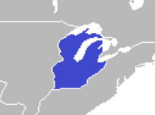 Location of Indiana (1941 Success)