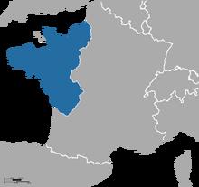 Brittany location (Proxima Centauri)