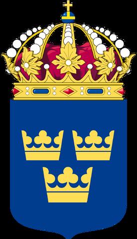File:Coat of Arms of Sweden Lesser.png