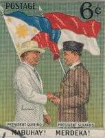 Sukarno visit philippines