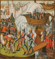 Fifth-crusade-siege-of-damietta-1218-photo-researchers
