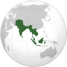 Hindustan (orthographic projection HR)