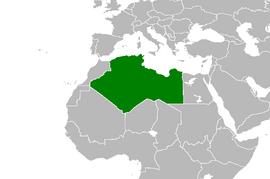 Arab Islamic Republic 1997 (Alternity)