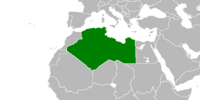 Arab Islamic Republic (Alternity)