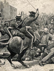 The Trafalgar Square Massacre