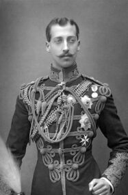 Prince Albert Victor, Duke of Clarence (1864-1892)