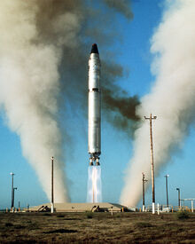 Titan II launch