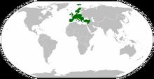 Map of the United Kingdom of Britannia