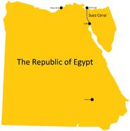 Egypt 1956