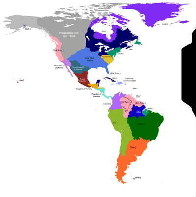 1622 - Americas