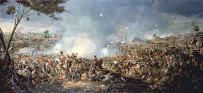 Sadler, Battle of Waterloo