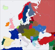 CV Europe map 1919-0