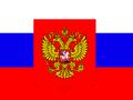 Democratic Republic of Russia flag