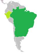 Brazilian Map