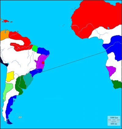 Zulu blockade
