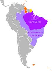 Brazilian civil war copy