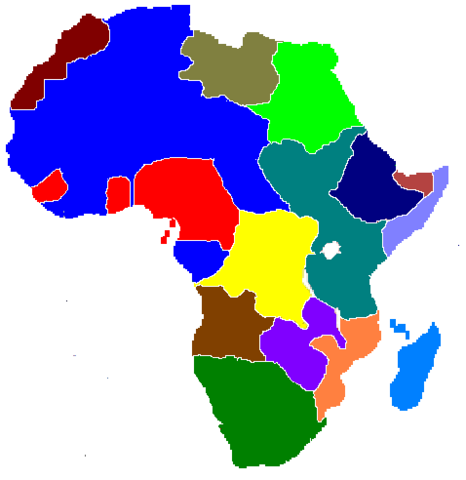 File:South African Union No Subdivisions.png