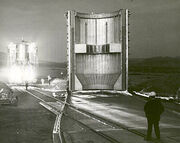 300px-Nuclear Rocket Engine Being Transported to Test Stand - GPN-2002-000143-1-