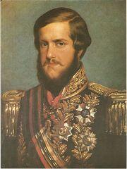 Pedro II of Brazil 1850