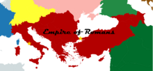 Empire of Romans
