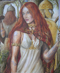 Boudica by dashinvaine
